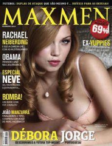 Maxmen Magazine [Portugal]