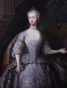 Princess Augusta of Saxe-Gotha
