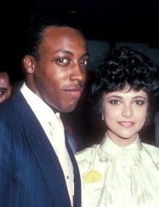 Arsenio hall dating history