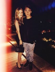 Bella Thorne and Brandon Thomas Lee