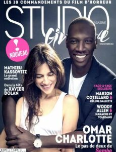 Studio Cine Live Magazine [France]
