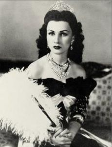 Princess Fawzia Fuad of Egypt