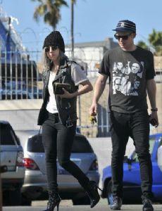 Lady Gaga and Matthew