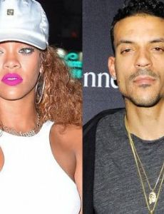 Rihanna and Matt Barnes