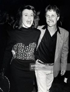 Marsha Mason and Gary Campbell