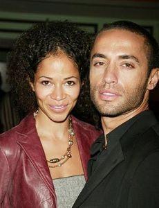 Kamar Reyes and Sherri Saum