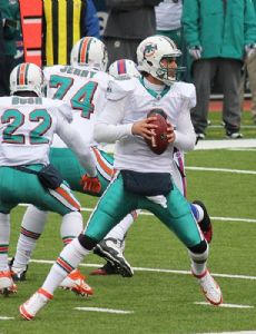 Matt Moore (American football)