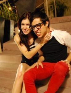 Stevie Ryan and Adam Paranoia