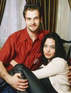 Angelina jolie dating history