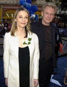 Bruce Davison and Peggy Lipton