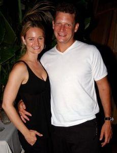 Sharon Case and Sandy Corzine
