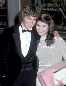Lori Loughlin and Christopher Atkins