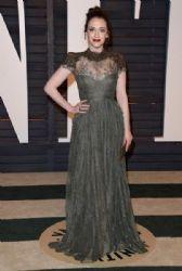 Kat Dennings: 2015 Vanity Fair Oscar Party