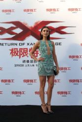Nina Dobrev – 'xXx: Return Of Xander Cage' Premiere in Beijing February 9, 2017