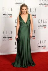Mollie King wears Ralph Lauren - Elle Style Awards 2015