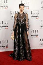 Isabeli Fontana wears Ralph & Russo - Elle Style Awards 2015