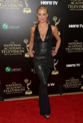 Jessica Collins: The 41st Annual Daytime Emmy Awards - Arrivals