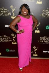 Sheryl Underwood: The 41st Annual Daytime Emmy Awards - Arrivals