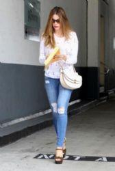 Sofia Vergara Strolls in Beverly Hills