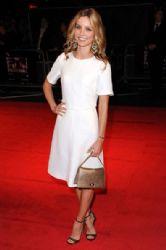 Annabelle Wallis wears Mulberry - 'Hello Carter' London Film Festival Premiere