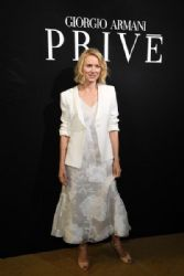Naomi Watts : Giorgio Armani Prive - Paris Fashion Week - Haute Couture F/W 2017-2018