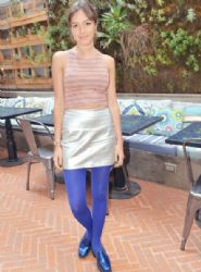 Candela Vetrano: out and about