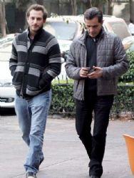 Sebastian Zurita and Humberto Zurita: winter day out
