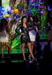 Kimberly Pressler: The 2015 Miss USA Pageant