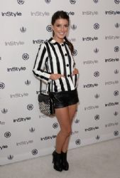 Shenae Grimes attends the InStyle Summer Soiree