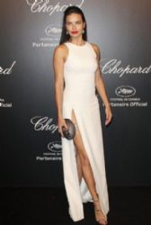 Adriana Lima: Chopard Party in Cannes 2015