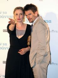 Ethan Hawke and Julie Delpy: