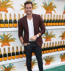 William Levy: carnival party