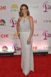 Natalie Morales: The 63rd Annual Miss Universe 2014 Pageant Red Carpet