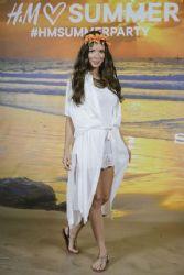 Nikoletta Ralli: H&M Summer Party