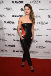 Keri Russell wears J Mendel - Glamour Women Of The Year Awards