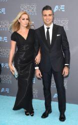 Jaime Camil and Heidi Balvanera: The 21st Annual Critics' Choice Awards