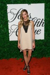 Katie Cassidy: Saks Fifth Avenue Downtown Store Opening