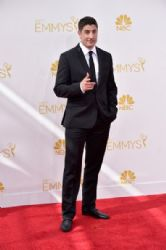 Jason Biggs: Arrivals at the 66th Annual Primetime Emmy Awards