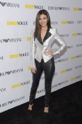 Victoria Justice: Teen Vogue's 13th Annual Young Hollywood Issue Launch Party - Arrivals
