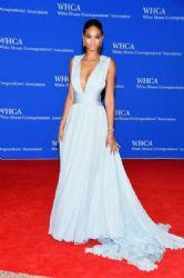 Chanel Iman wears Zuhair Murad - 2015 White House Correspondents' Association Dinner