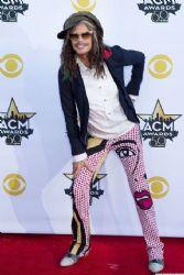 Steven Tyler - ACM Awards 2015