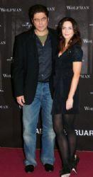 Benicio Del Toro and Emily Blunt