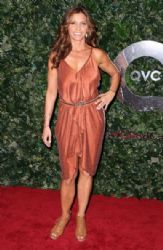 Charisma Carpenter attends the QVC Red Carpet Style Event