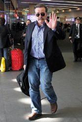 César Évora: airport look