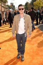 Josh Hutcherson arrives at Nickelodeon's 25th Annual Kids' Choice Awards
