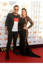 Maria Korinthiou and Yannis Aivazis: MAD VMA 2015