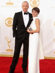 Damian Lewis and Helen McCrory: Primetime Emmy Awards 2013