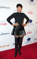 Jennifer Hudson arrives at the 20th Annual Fulfillment Fund Stars Benefit Gala
