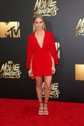 Brittany Snow: 2016 MTV Movie Awards - Arrivals