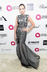 Italia Ricci : Elton John AIDS Foundation Oscars 2015 Viewing Party